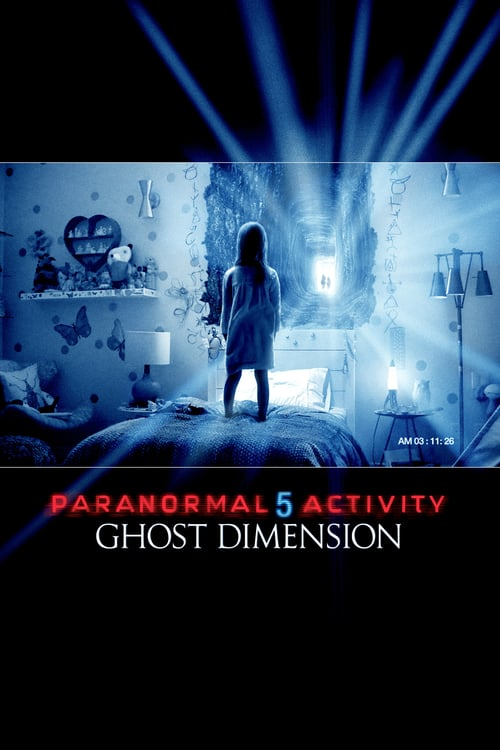 Paranormal Activity The Ghost Dimension Stream German