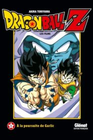 Dragon Ball Z – A la poursuite de Garlic